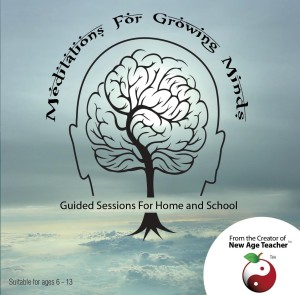 Meditations For Growing Minds Image