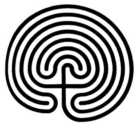 Lesson Plan - Finger Labyrinth