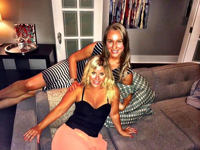 Vanessa and Nicole - Vanessa's Bday